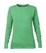 Anvil Ladies French Terry Drop Shoulder Sweatshirt