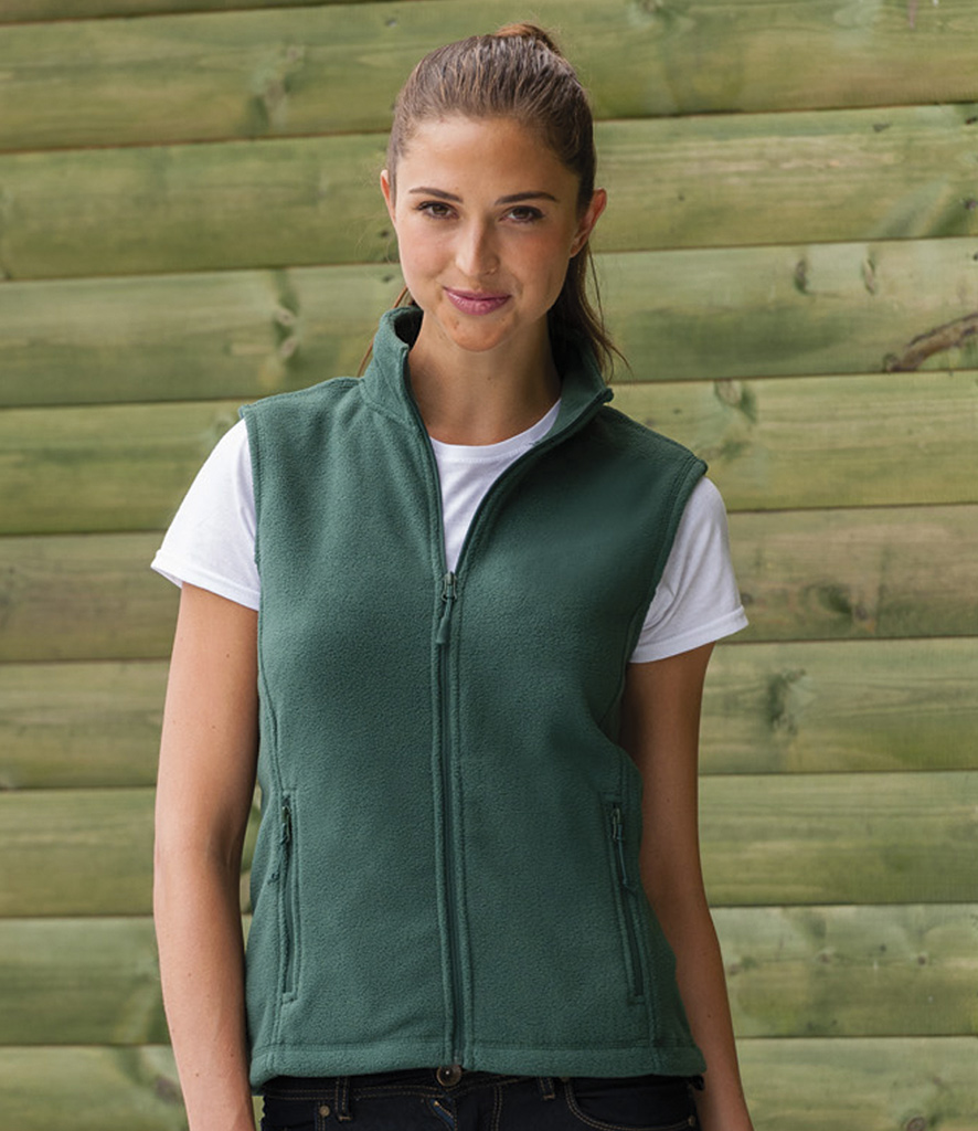 Jerzees Ladies Outdoor Fleece Gilet