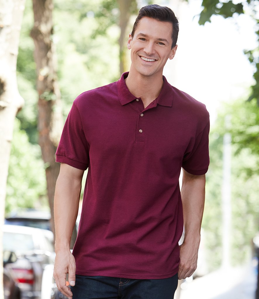 Gildan Cotton® Pique Polo Shirt