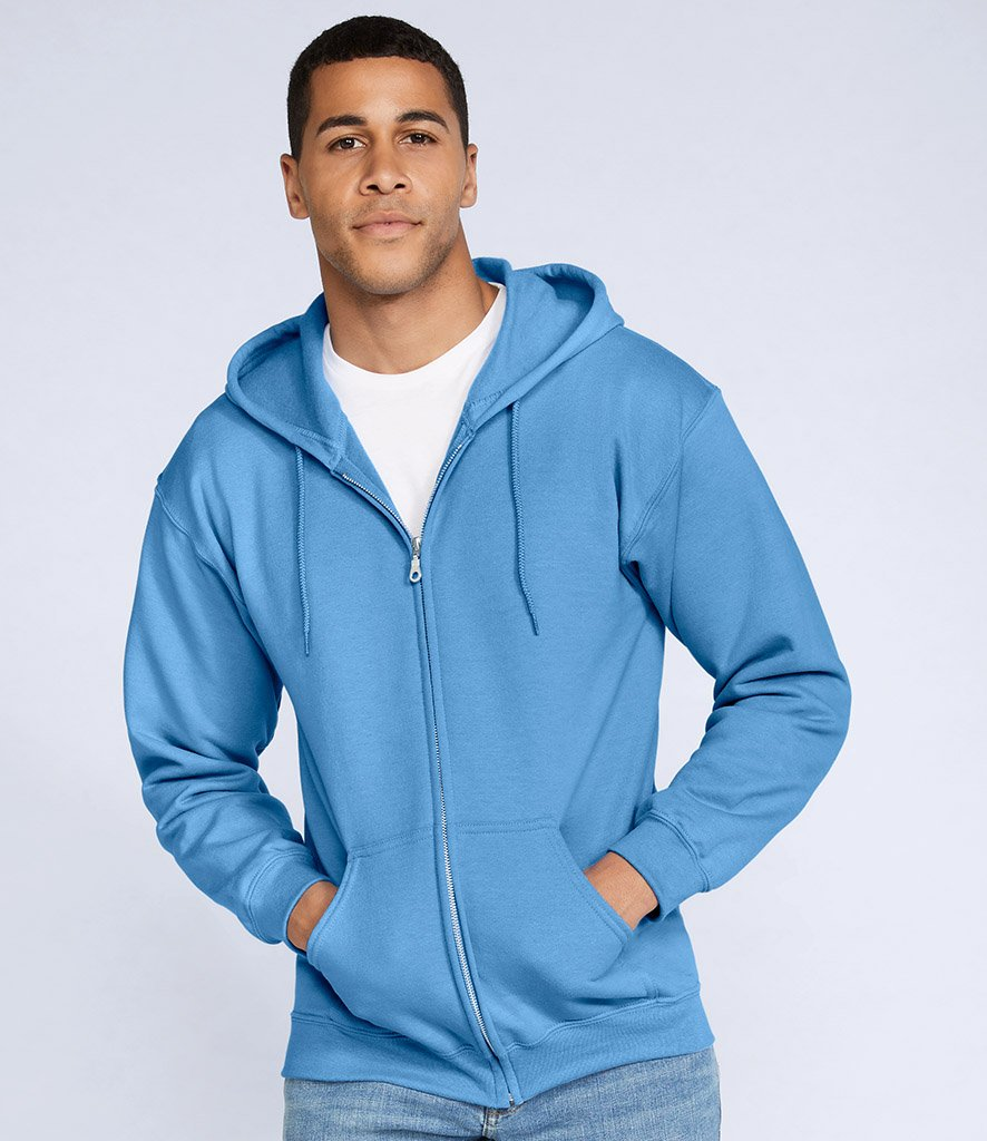 Gildan Zip Hooded Sweatshirt