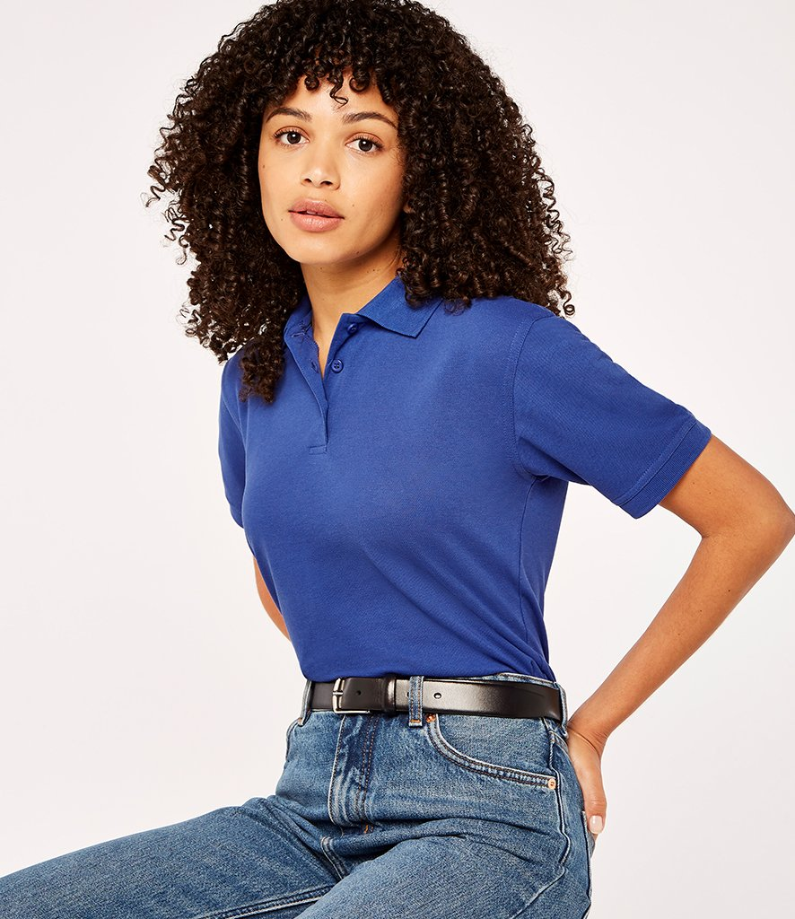 Ladies Klassic Pique Polo Shirt
