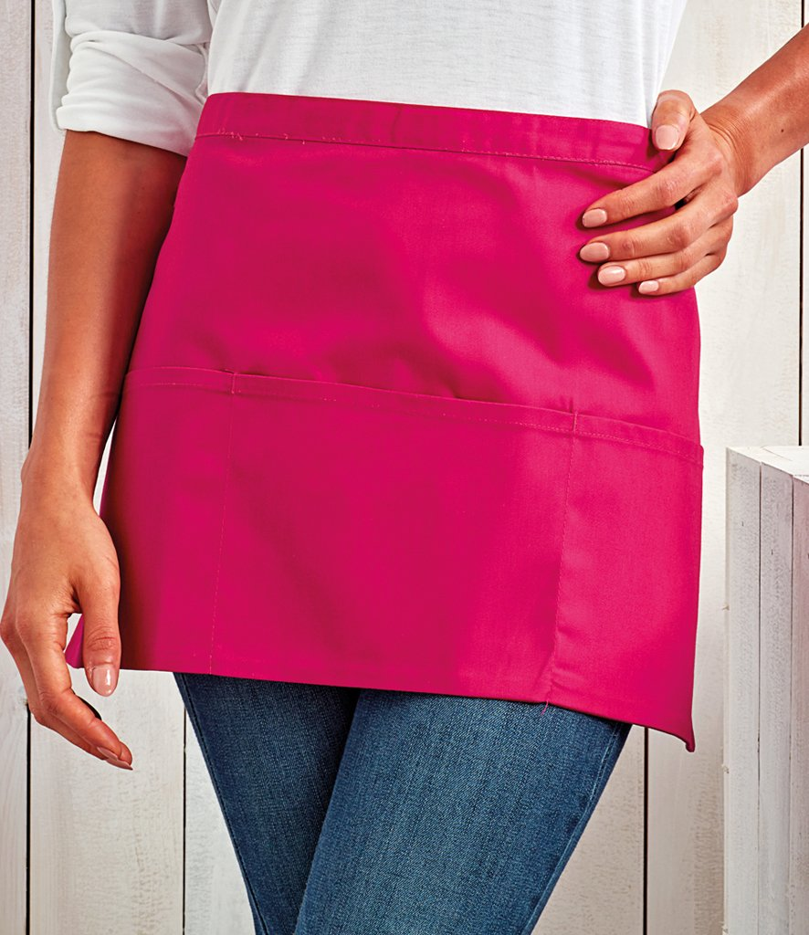 Premier 'Colours' 3-Pocket Apron