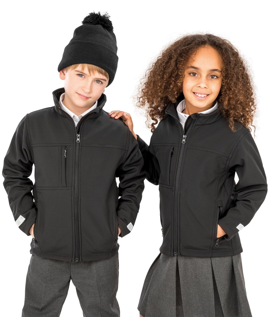 Result Kids Soft Shell Jacket