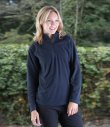 Zip Neck Styles - Ladies Micro Fleece