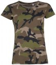 Ladies T-Shirts - Contrast