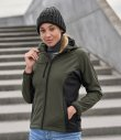 Ladies Hooded