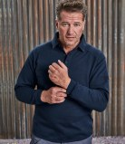 Sweatshirt - Polo Style