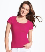 SOL'S Ladies Moody Sheer Rib T-Shirt