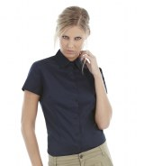 B&C Ladies Sharp Short Sleeve Shirt