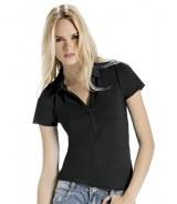B&C Ladies Love Spice Jersey Polo Shirt