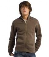 B&C Spider Full Zip Sweatshirt