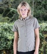 Craghoppers Ladies NosiLife Darla Short Sleeve Shirt
