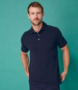 Henbury Classic Heavy Pique Polo Shirt