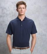 Kustom Kit Jersey Knit Polo Shirt