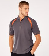 Kustom Kit Oak Hill Pique Polo Shirt