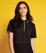 Kustom Kit Ladies Essential Pique Polo Shirt