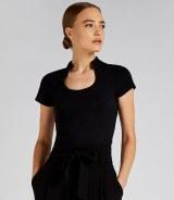 Kustom Kit Ladies V Neck Corporate Top