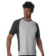 Kariban Sports Contrast T-Shirt