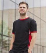Finden & Hales Panel T-Shirt