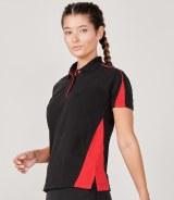 Finden & Hales Ladies Club Pique Polo Shirt