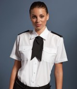 Premier Ladies Short Sleeve Pilot Shirt