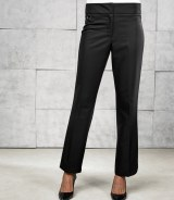 Premier Ladies Flat Fronted Hospitality Trousers