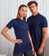 Premier Coolchecker Stud Pique Polo Shirt