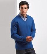 Premier Knitted V Neck Sweater