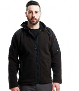 Regatta Hardwear Elevator Hooded Fleece Jacket
