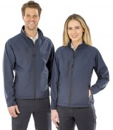 Result Base Layer Soft Shell Jacket