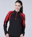 Performance Tops - Ladies Long Sleeves