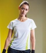 Tombo Teamsport Ladies Contrast Performance T-Shirt