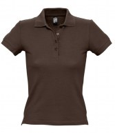 11310: SOL'S Ladies People Pique Polo Shirt