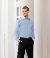 952M: Russell Collection Long Sleeve Tencel Corporate Shirt