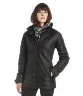 BA603F: B&C Ladies Real Parka Jacket