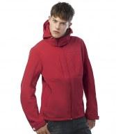 BA630: B&C Hooded Soft Shell Jacket