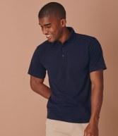H400: Henbury Heavy Pique Polo Shirt