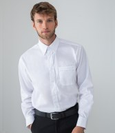 H550: Henbury Long Sleeve Oxford Shirt