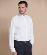 H590: Henbury Long Sleeve Anti-bac Wicking Shirt