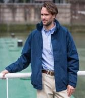 H821: Henbury Insulated Waterproof Jacket