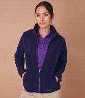 H851: Henbury Ladies Micro Fleece Jacket