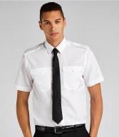 K133: Kustom Kit Short Sleeve Pilot Shirt