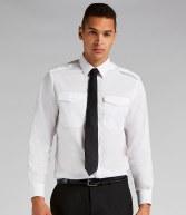 K134: Kustom Kit Long Sleeve Pilot Shirt