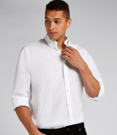 K140: Kustom Kit Long Sleeve Workforce Shirt