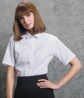 K315: Kustom Kit Ladies Short Sleeve Premium Corporate Shirt