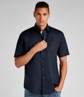 K350: Kustom Kit Short Sleeve Workwear Oxford Shirt