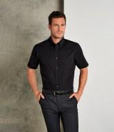 K385: Kustom Kit Short Sleeve City Business Shirt