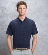 K402: Kustom Kit Jersey Knit Cotton Polo Shirt