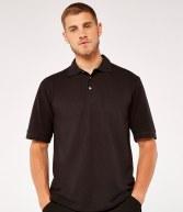 K407: Kustom Kit Chunky® Pique Polo Shirt