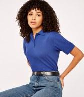 K703: Kustom Kit Ladies Klassic Pique Polo Shirt
